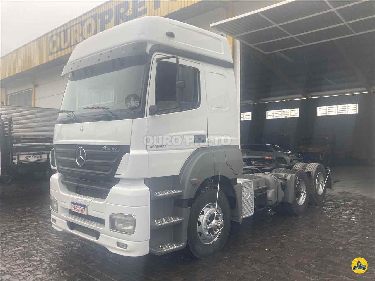 MB 2540 de Ouro Preto Caminhões - LAGES/SC